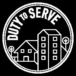 Duty to Serve Logo