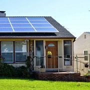picture of energy efficient house